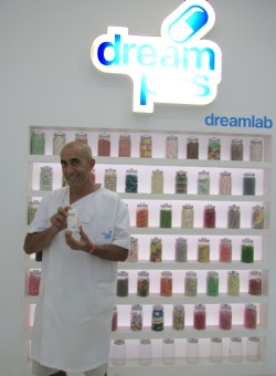 If you're in Lisbon - Dream Pills (comes with side effects)