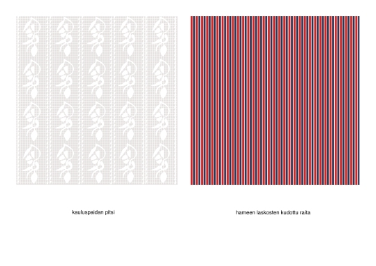 pattern/textile