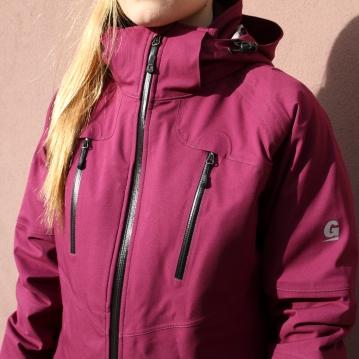 wmns snow jacket front